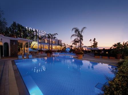 Sorriso Thermae Resort & SPA - Struttura